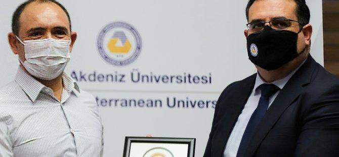 Kıbrıs Türk Mimar Ve Mühendisler Odalar Birliği Daü'yü Ziyaret Etti.