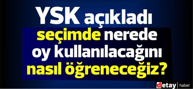 YSK açıkladı:Seçmen kartı dağıtılmayacak