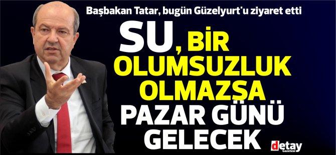 Başbakan Tatar:Biz halka hizmet için varız.Onlar ise sabah, akşam federasyon hayal ederler ve konuşurlar