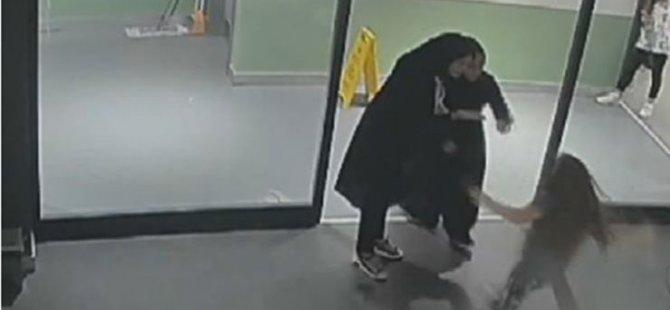 Maske uyarısı yapan 10 yaşındaki kız çocuğunu dövdüler