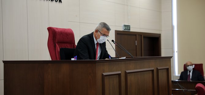 Meclis'in törensel nitelikli oturumu tamamlandı