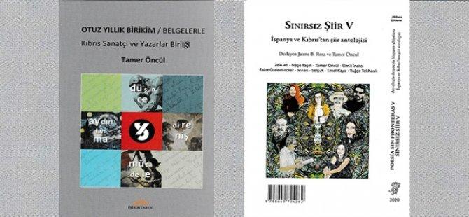 Kıbrıs Sanatçı ve Yazarlar Birliği'nden yeni kitap