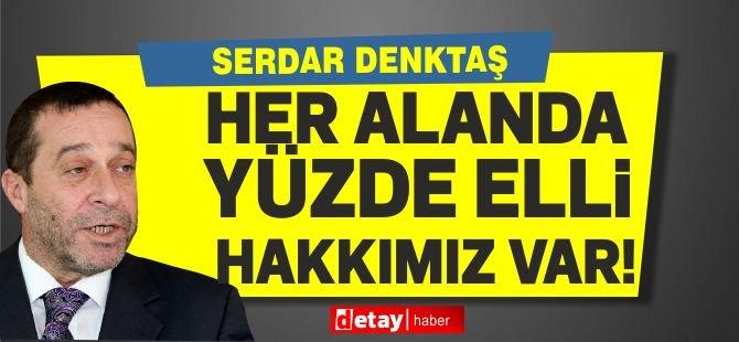 Denktaş: Ankara ve Bakü'ye gideceğim