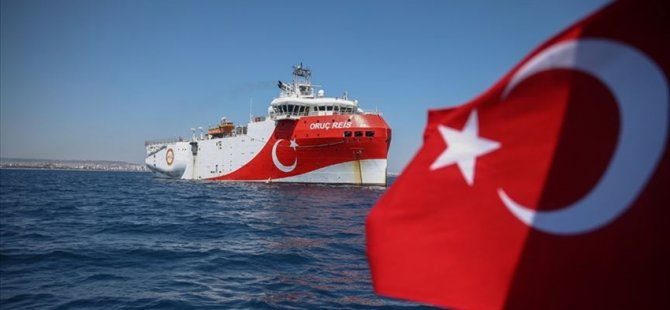 ABD'li Üst Düzey Yetkiliden, Türkiye'nin Doğu Akdeniz Meselesinin Çözümünde Attığı Adımlara Övgü