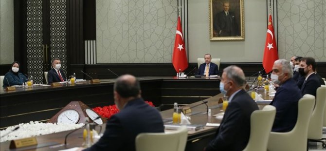 """Erdoğan: """"Haydut Devletler Dünyanın İstikrarını Bozuyor"""""""