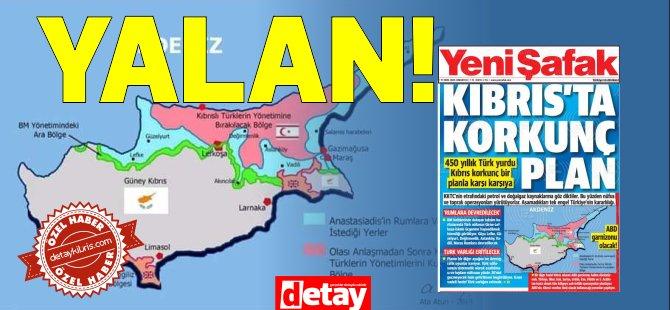 Havuz medyası YALAN'a devam ediyor! Yine hayali harita yayınladılar!