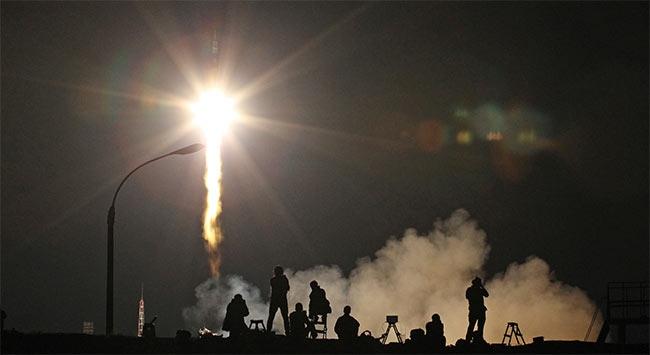 Soyuz tekrar uzayda...