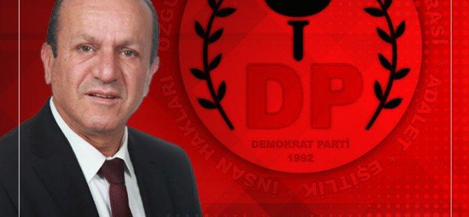 DP'den Tatar'a destek: KKTC Kazandı!