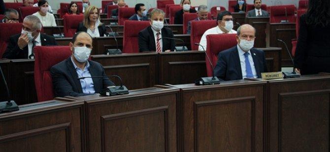 Meclis Genel Kurulu Toplandı Ve Herhangi Bir Faaliyet Yapılmadan Kapatıldı