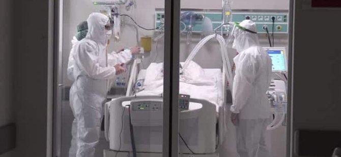 Türkiye'de koronavirüs: Son 24 saatte 2319 yeni hasta