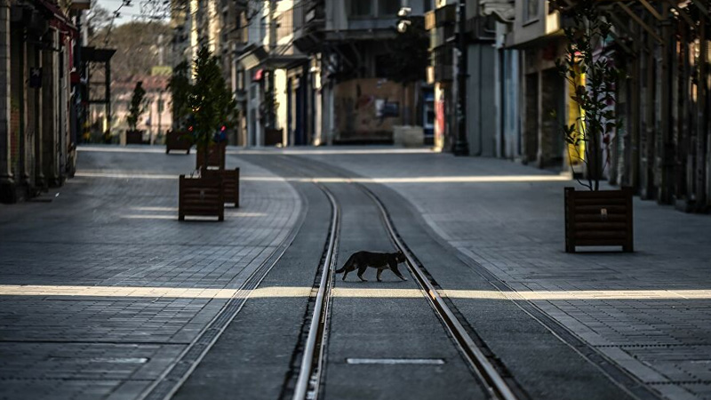 """T.C. İçişleri Bakanlığı'ndan Reuters'ın """"Türkiye'de sokağa çıkma yasakları gelebilir"""" haberine yalanlama"""