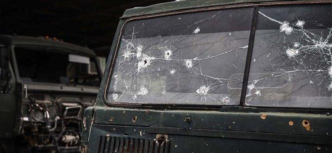 Ermenistan güçleri Gubadlı istikametinde bazı önemli tepe ve mevzilerden kayıp vererek geri çekildi