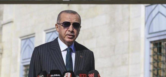 Erdoğan, S-400 testlerini doğruladı: ABD'ye soracak değiliz