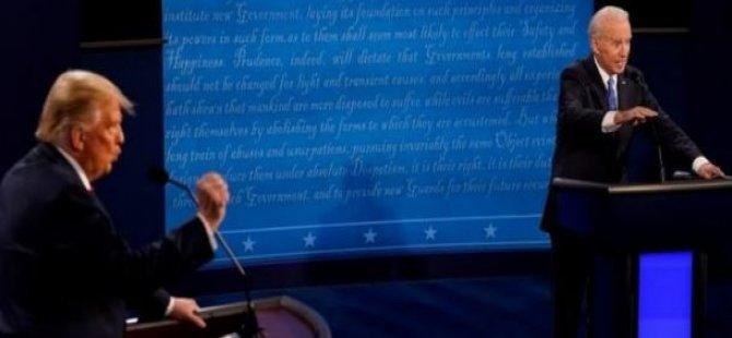 ABD Başkanlık Seçimleri: Son tartışmada hangi konuda, kim öne çıktı?