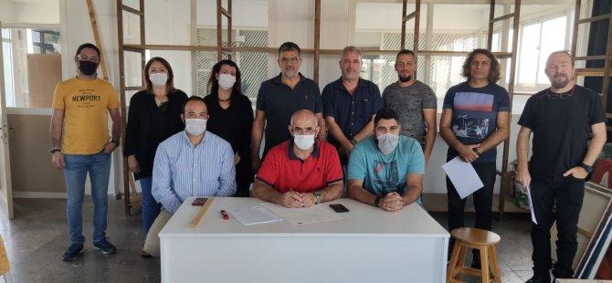 Plastik Sanatlar Derneği, İlk Genel Kurulunu Yaparak Faaliyete Başladı...