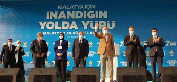 Erdoğan'dan yaptırım açıklaması