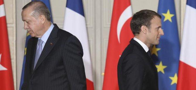 Erdoğan Macron hakkında konuştu:Hakikaten kontrolden geçmesi lazım