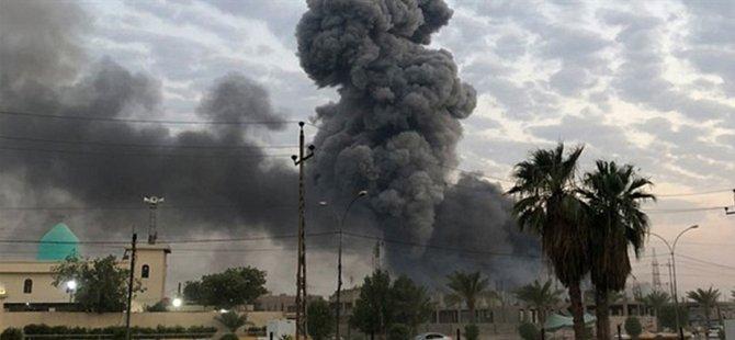 Irak'ta silah deposunda patlama