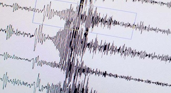 Doğu Türkistan'da deprem oldu