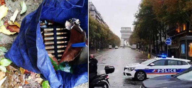 Paris'te bomba alarmı: Zafer Takı'nın bulunduğu bölge tahliye edildi