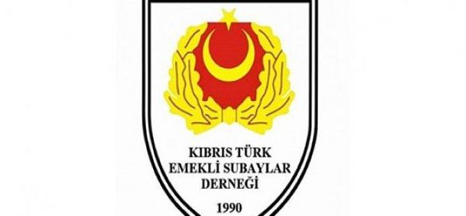 Emekli Subaylar Derneği'nden GKK Ve PGM'ye Kutlama Ve Teşekkür