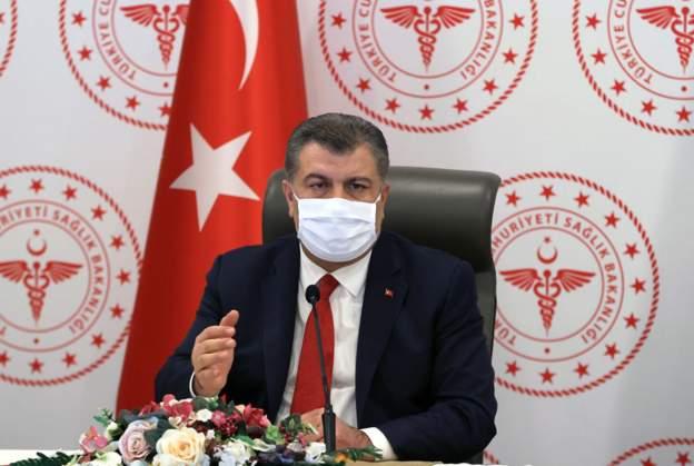 Sağlık Bakanı Koca: İstanbul'da durumu kontrol altına alamazsak salgın baş edilir olmaktan çıkacak