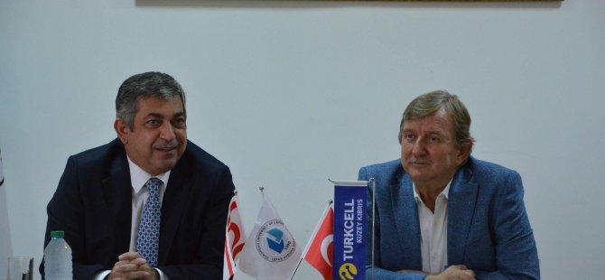 LAÜ ile Kuzey Kıbrıs Turkcell arasında iş birliği sözleşmesi imzalandı