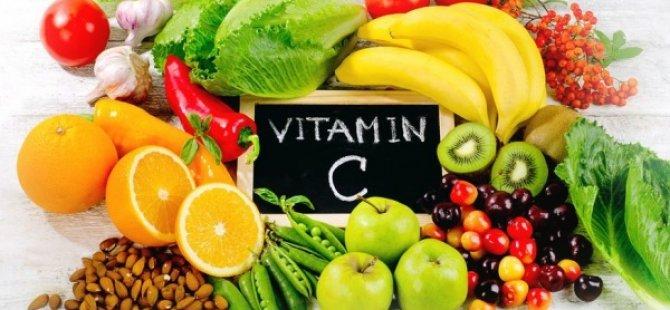 Çok Fazla C Vitamini Yan Etkilere Neden Olur mu?