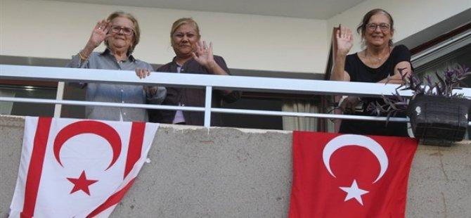 29 Ekim Cumhuriyet Bayramı'nın 97'nci Yıl Dönümü.Lefkoşa'da Tören Ve Yürüyüş Düzenlendi