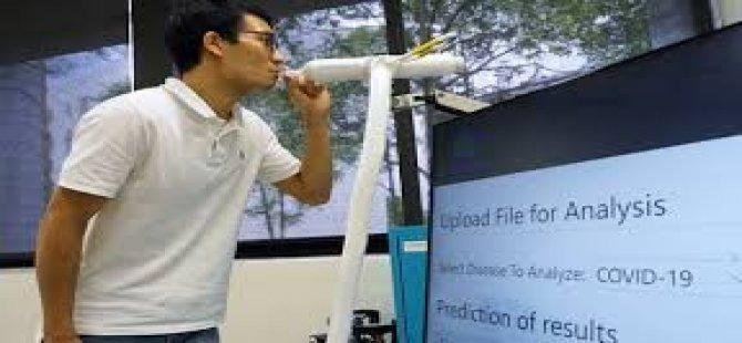 Singapur'da Kovid-19'u Nefesten Tespit Edebilen Cihaz Geliştirildi