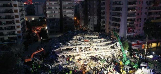 Dünyadan İzmir depremi için geçmiş olsun mesajları