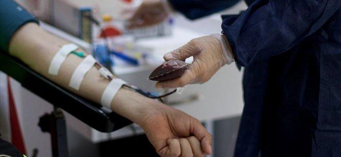 Kovid-19 yenenler Kızılay'a 20 bin ünite 'immün plazma' bağışında bulundu