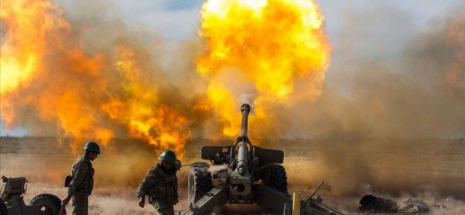 Azerbaycan Operasyonu Hız Kesmeden Devam Ediyor