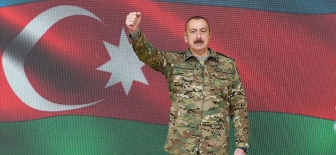Azerbaycan Ordusu 27 Yıldır İşgal Altında Bulunan Kelbecer'e Girdi