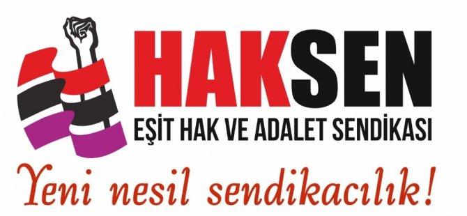 """HAKSEN'den Gelir ve Vergi Dairesi'nde Yaşanan Olaya Tepki: """"Hiçbir İş Çalışanların Sağlığından Önemli Olamaz"""""""