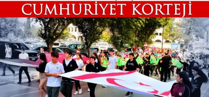 """15 Kasım Cumhuriyet Bayramı """"Cumhuriyet Korteji"""" İle Coşkuyla Kutlanacak"""