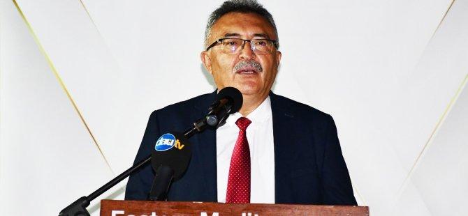 """Özcenk: """"Kıbrıs Türkleri, KKTC'nin İlanıyla Özgürlüklerini Tüm Dünyaya İlan Etmişlerdir"""