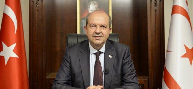 Cumhurbaşkanı Tatar Emekli Mücahitler Derneği Heyetini Kabul Etti