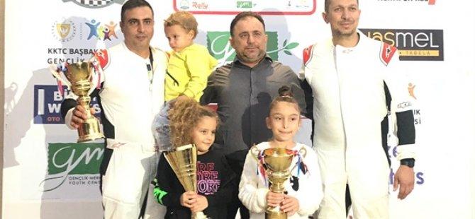 2020 Kuzey Kıbrıs Sprınt Ralli Şampiyonası Cumartesi Günü Tamamlandı