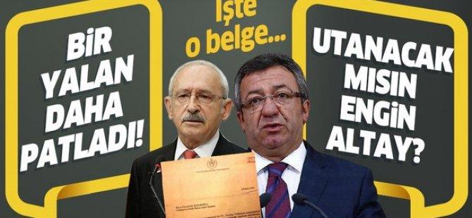 """""""KKTC'de Düzenlenen Törene Kemal Kılıçdaroğlu ve Meral Akşener çağrılmadı"""" İddiası Yalan Çıktı"""