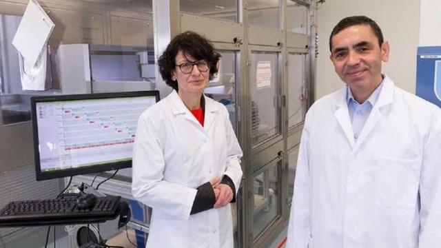 Στην Τουρκία, θέλουμε να ανοίξουμε πολλές εταιρείες biontech