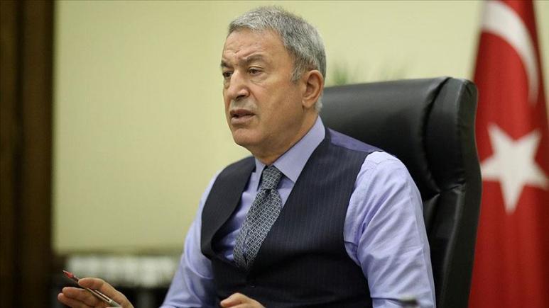 Milli Savunma Bakanı Akar: Mehmetçik en kısa sürede Azerbaycan'daki görevinin başına gidecek