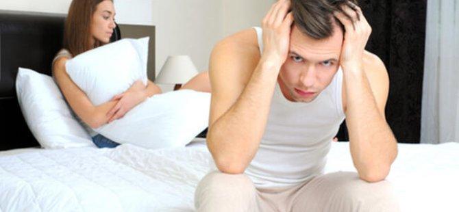 Cinsel hayatı olumsuz etkileyen faktörler!