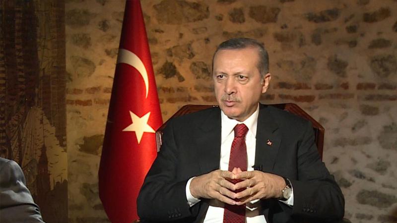 Erdoğan'dan AB mesajı: Kendimizi Avrupa'da görüyor, geleceğimizi Avrupa'yla kurmayı tasavvur ediyoruz