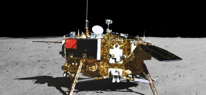 Çin, 40 Yıl Sonra Dünyanın Uydusundan Taş Toplayan İlk Ülke Olmayı Amaçlıyor