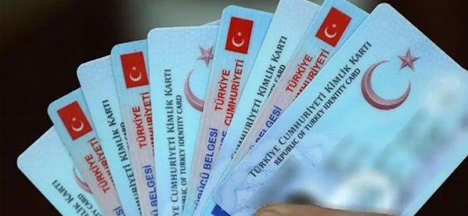 250 bin dolar yatırım yapan 7 bin 312 kişi Türkiye vatandaşı oldu