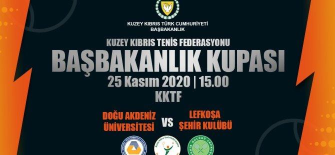 Teniste Başbakanlık Kupası