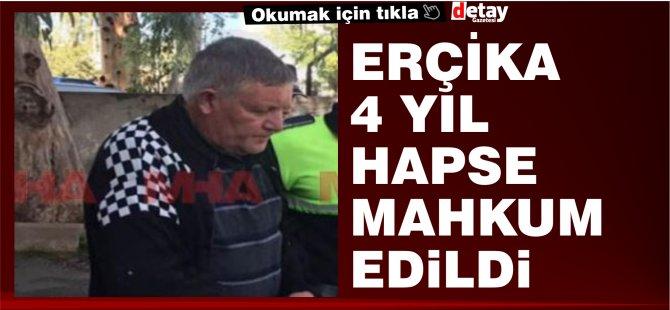 Esra Korcan'ın ölümüne neden olan kazadaki sürücüye 4 yıl hapis