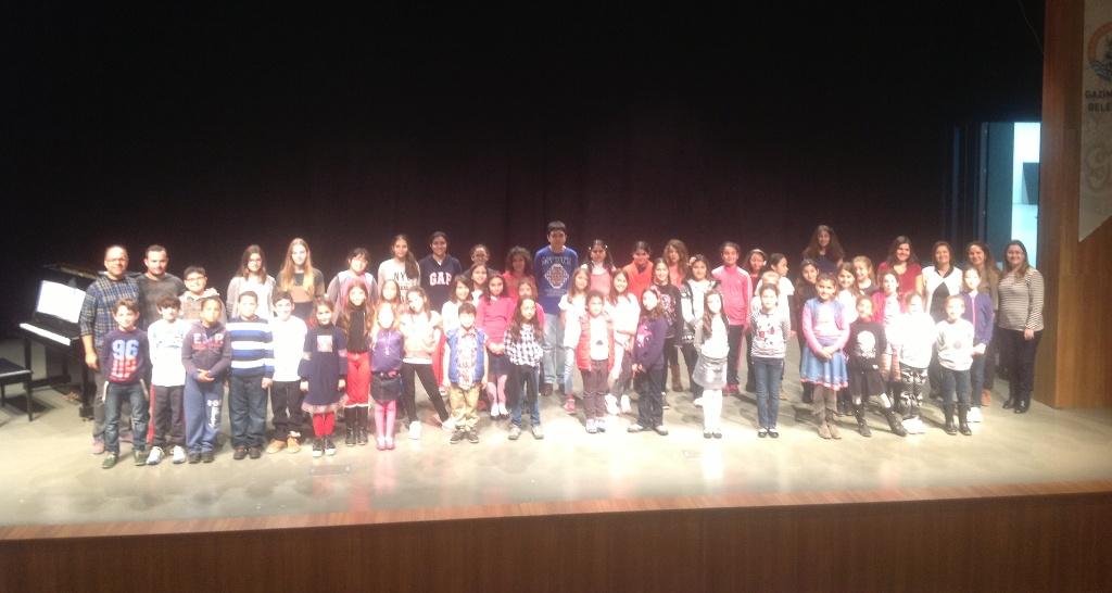 Ada Işığı Çocuk Korosu, Ankara Çocuk Korosu İle Konser Verecek