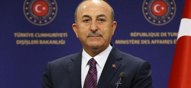 Çavuşoğlu KKTC'ye geliyor...5'li konferans öncesi dikkat çeken KKTC ziyareti...